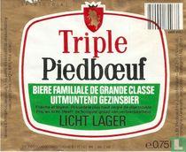 Triple Piedboeuf