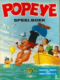 Popeye speelboek