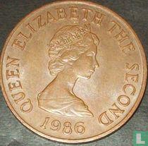 Jersey 2 pence 1986