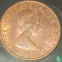 Jersey 2 pence 1987
