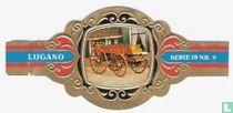 Boerenspeelwagen uit ± 1913