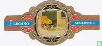 Ezelswagen uit ± 1900