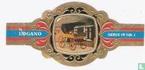 Utrechtse jachtwagen uit ± 1900