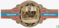 Trouwcoupé uit 1880