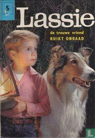 Lassie, de trouwe vriend ruikt onraad