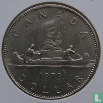 Canada 1 dollar 1979