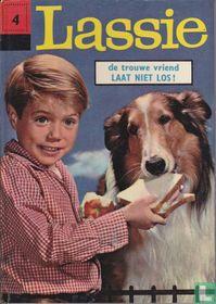 Lassie laat niet los!
