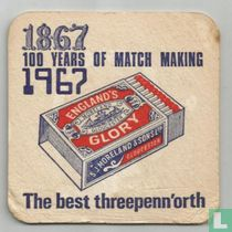 100 years of match making