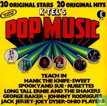 K-Tel's Pop Music