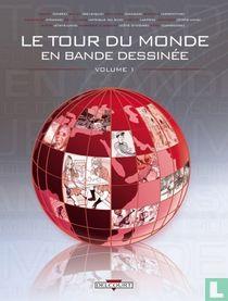Le Tour du monde en bande dessinée - volume 1