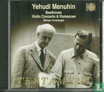 Beethoven, Ludwig van: Violin Concerto & Romances