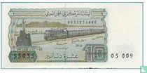 Algerije 10 Dinars 1983