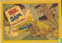 Bill et Sam aux Philippines