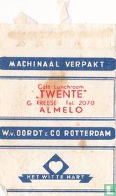 """Café Lunchroom """"Twente"""""""