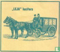 Leja matchcovers catalogue