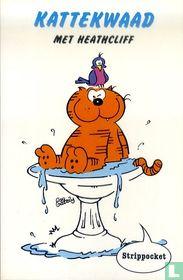 Kattekwaad met Heathcliff