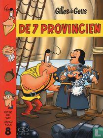 De 7 provincien
