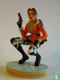 Les Aventures de Lara Croft, Antarctique