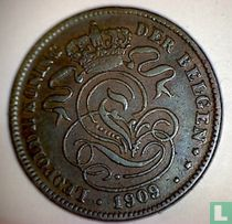 België 2 centimes 1909 (NLD)