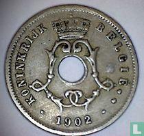 België 5 centimes 1902 (NLD)