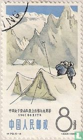 Chinese alpinisme verwezenlijkingen