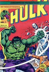 De verbijsterende Hulk 3