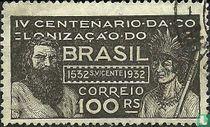 João Ramalho und Tibiriçá