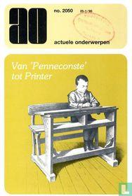 Van 'Penneconste' tot Printer