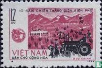 tiende verjaardag van de overwinning van Dien Bien Phu