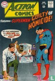 Superman... Guilty of Homicide!
