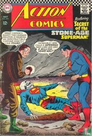 The Secret of the Stone-Age Superman!