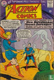 How Superwoman trained Superboy!