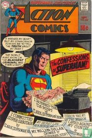 The Confessions of Superman!