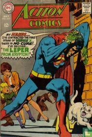 The Leper from Krypton!
