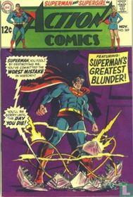 Superman's Greatest Blunder!