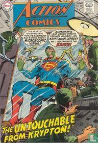 The Untouchable of Krypton!