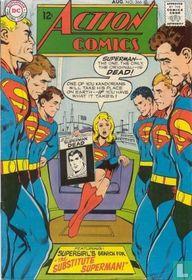 The Substitute Superman!