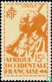 Senegalese tirailleur