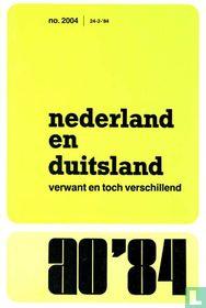 Nederland en Duitsland