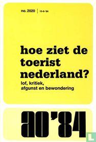 Hoe ziet de toerist Nederland?