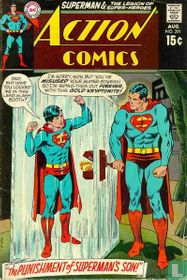 The Punishment of Superman's Son!