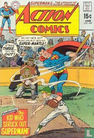 The Kid Who Struck Out Superman!