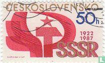 65 jaar Sovjet-Unie
