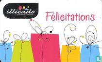 Illicado cadeaukaarten catalogus