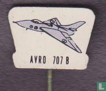Avro 707 B [wit]