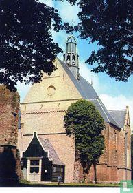 Bergen, Ruine Kerk