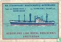 ms. Neder Waal / Neder Weser