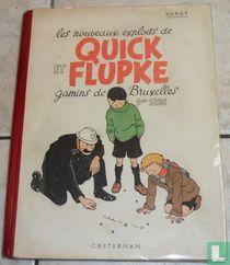 Quick et Flupke gamins de Bruxelles 5e série