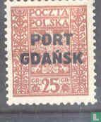 Danzig Polnisches Postamt