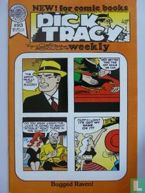 Dick Tracy Weekly 93